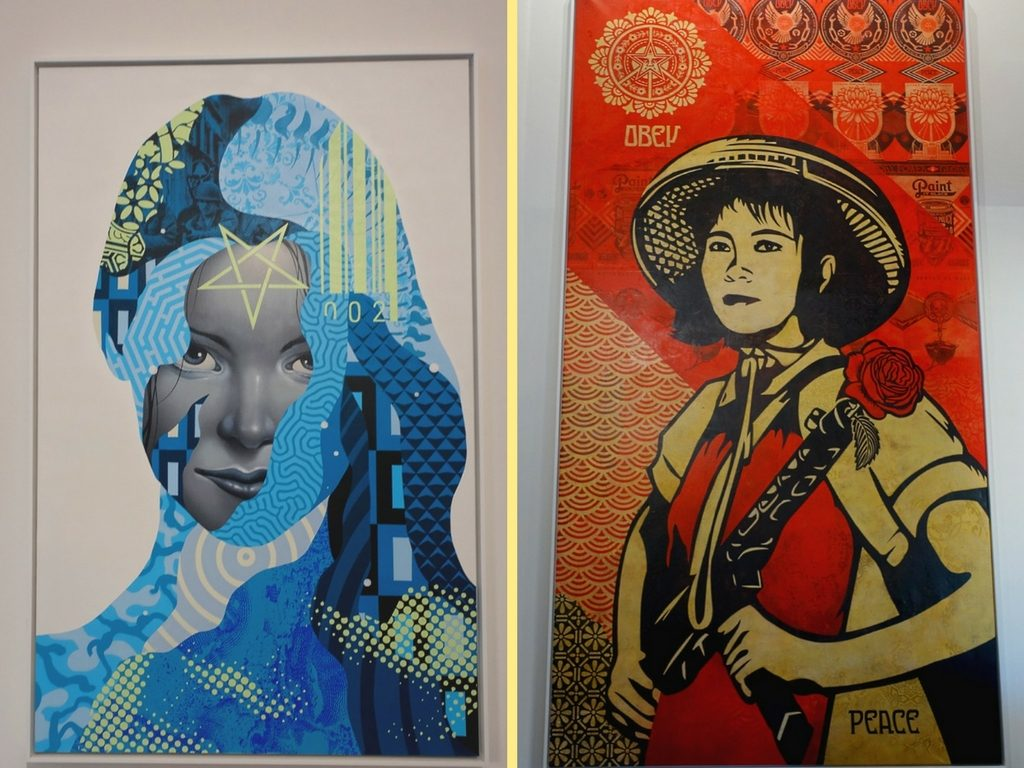 Urban Nation: Tristan Eaton, Shepard Fairey