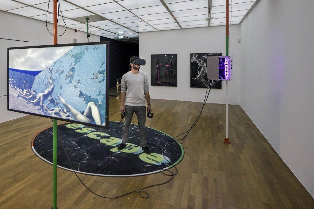 Virtual Reality im Zeppelin Museum Friedrichshafen