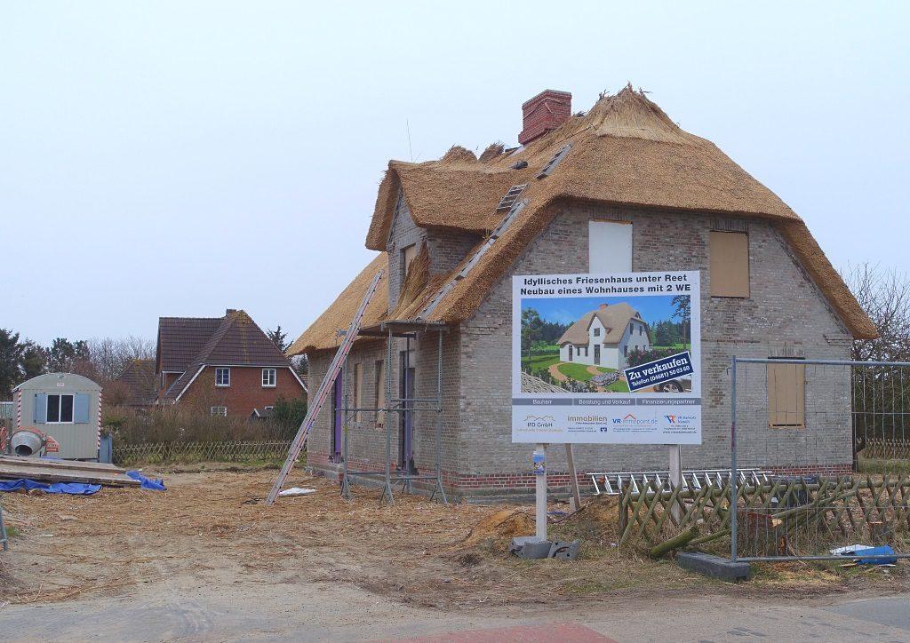 Architektur Friesenhäuser Föhr