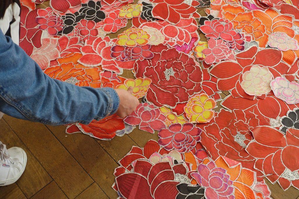 Museum Ulm: Zhuang Hong Yi - Flowerbeds