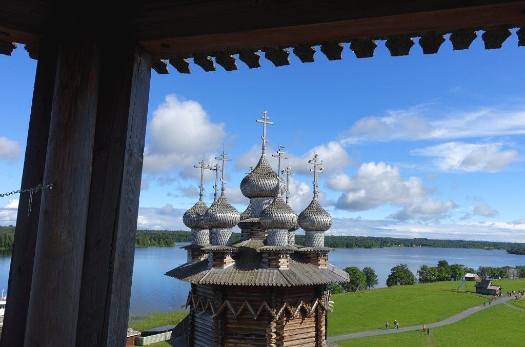 Russisch-Karelien: Insel Kischi
