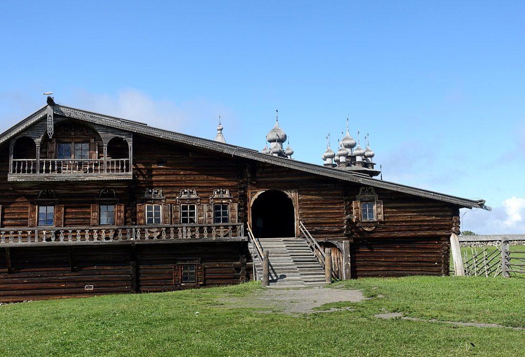 Insel Kishi, Russisch-Karelien