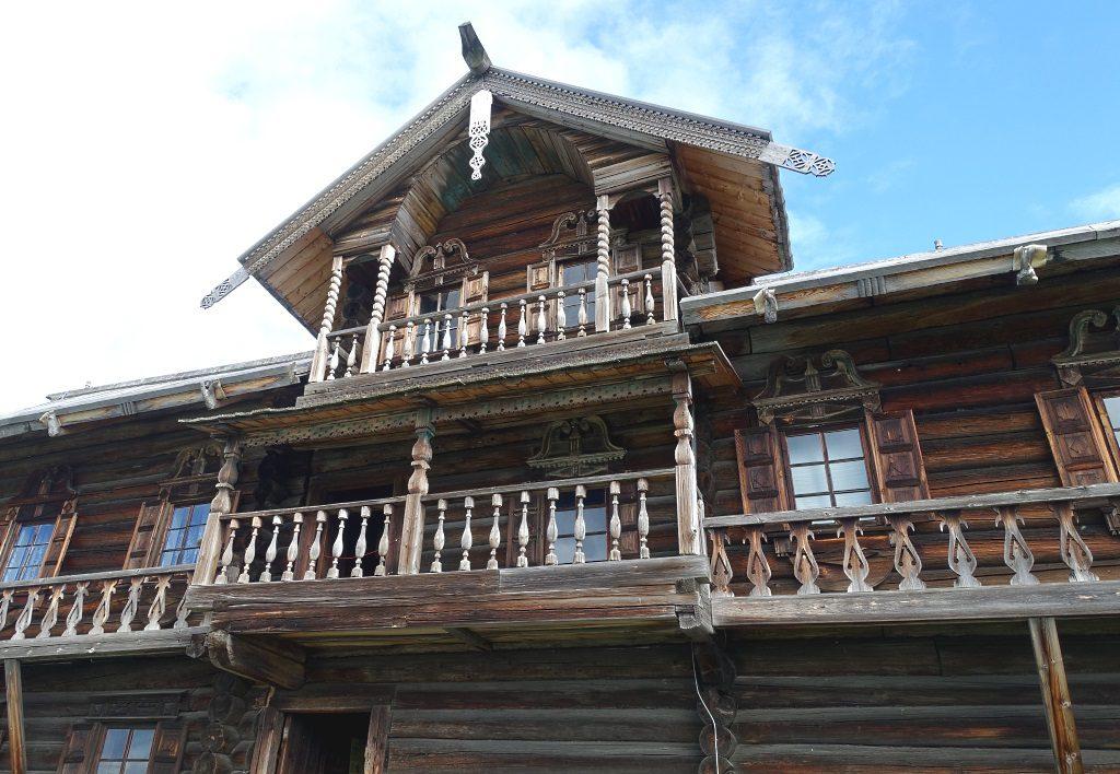 Insel Kishi: Haus Oshevnev