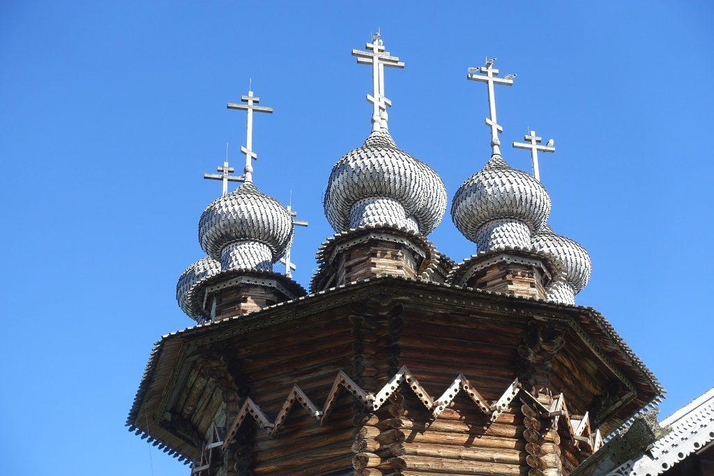 Insel Kishi: Winterkirche Mariä Schutz und Fürbitte
