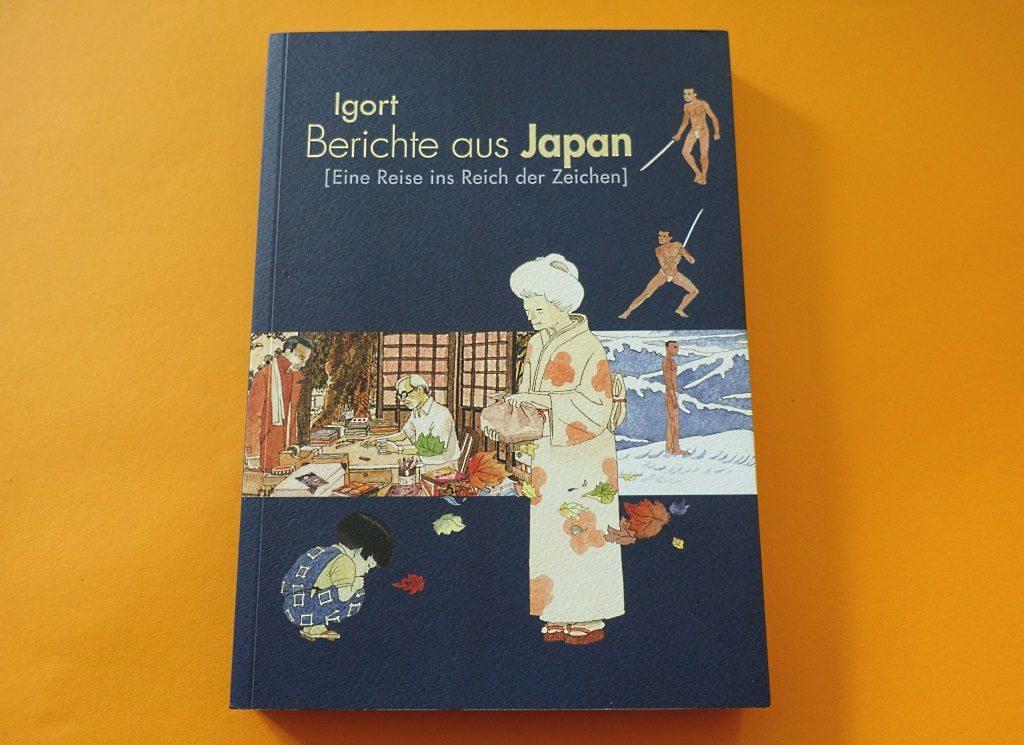 Igort: Berichte aus Japan