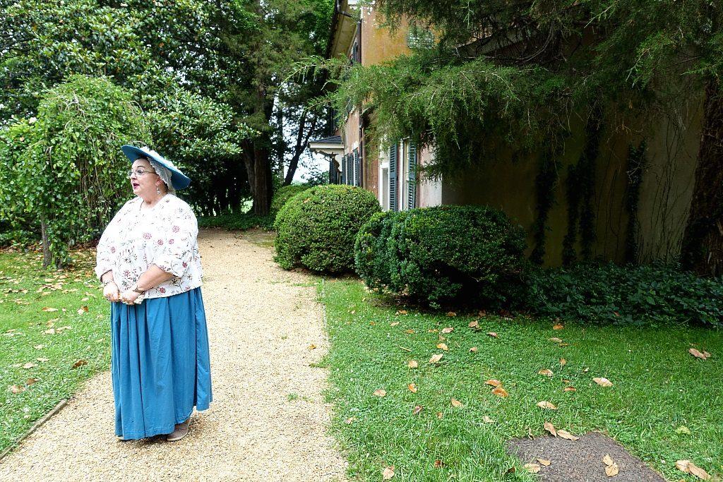 Berkeley Plantation tour