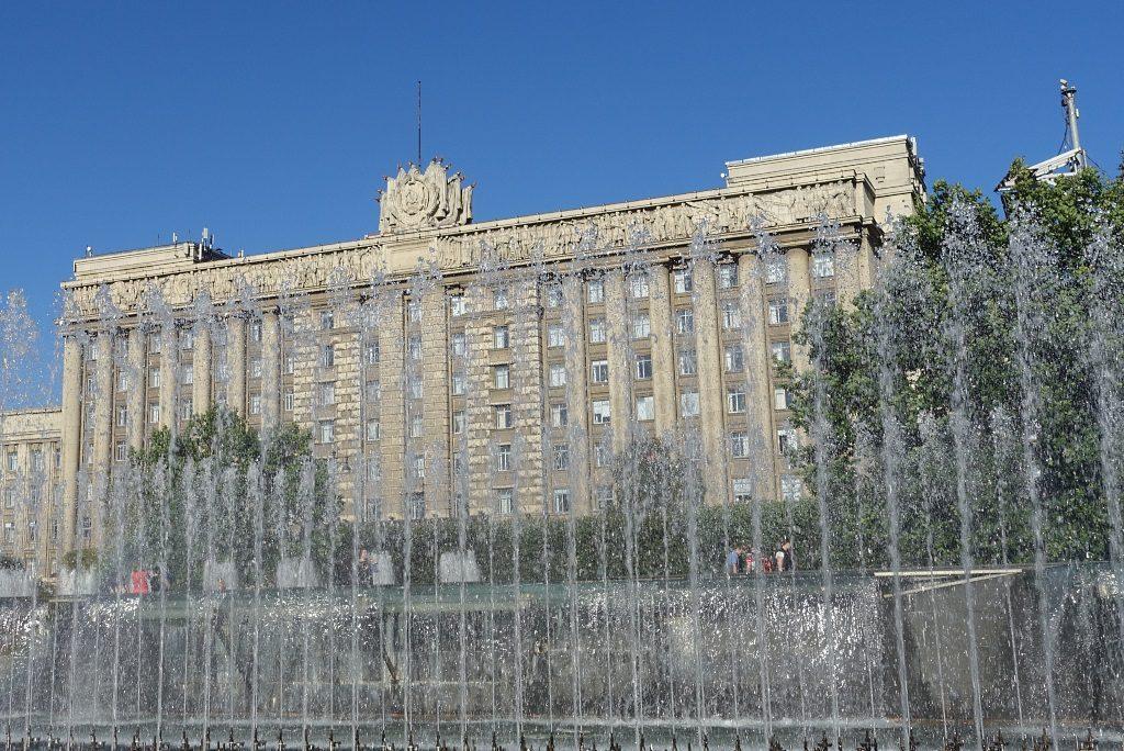 Haus der Sowjets, St. Petersburg