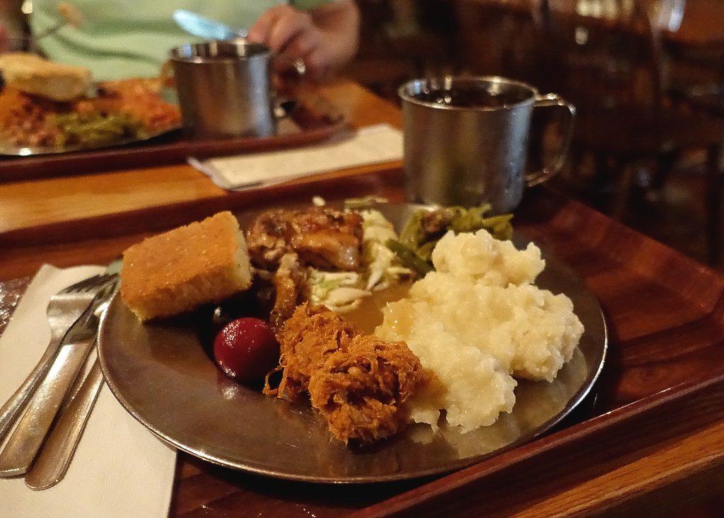 Restauranttipp Virginia mit Kindern: Michie Tavern