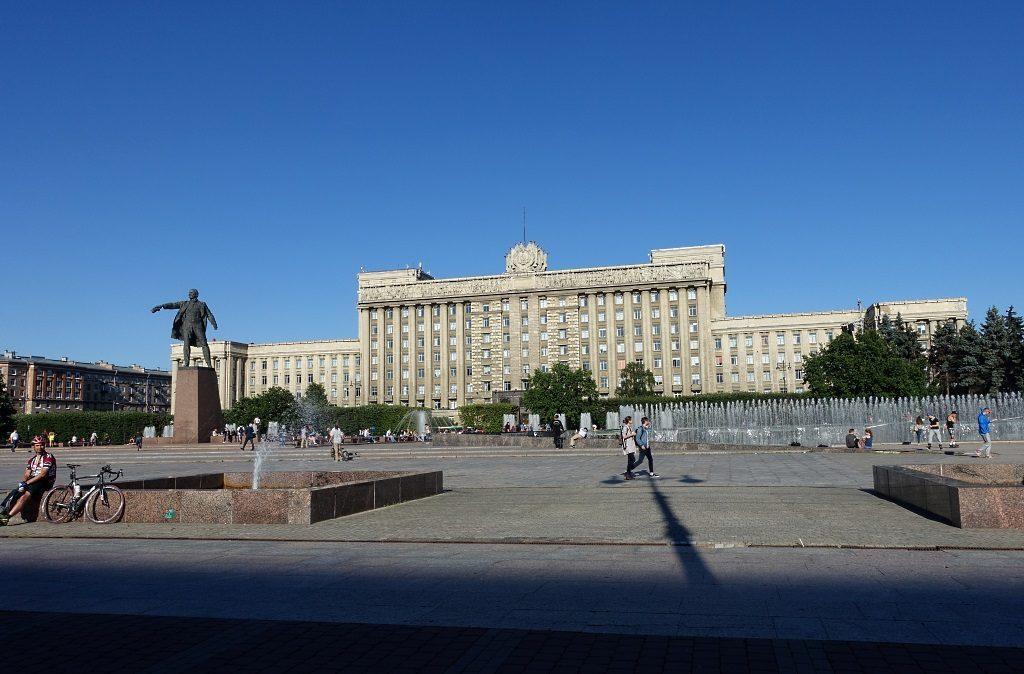 Moskowskaja Ploschad