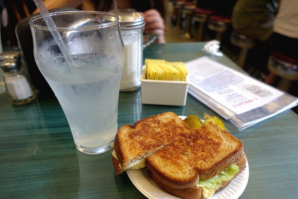 American food: Timberlake's, Charlottesville