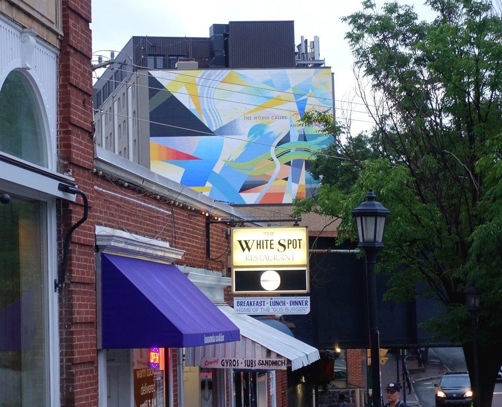 The Corner, Charlottesville