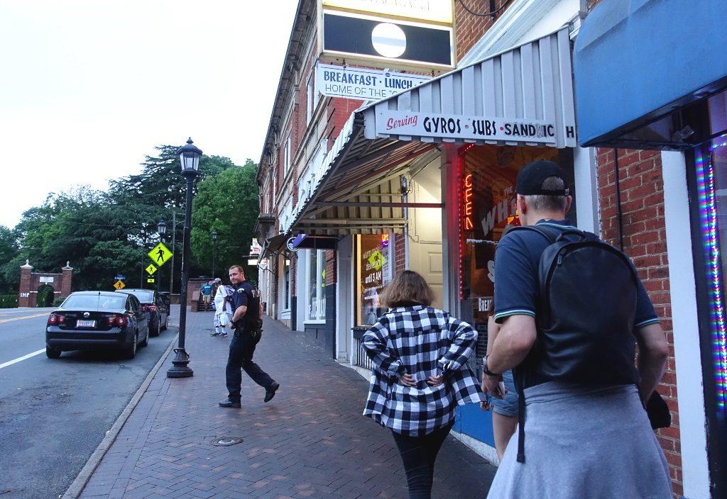 Charlottesville: The Corner