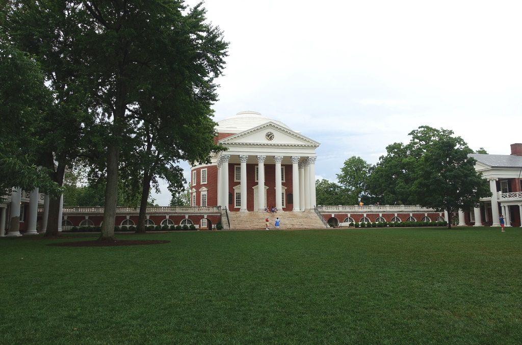 University of Virginia: Rotunda