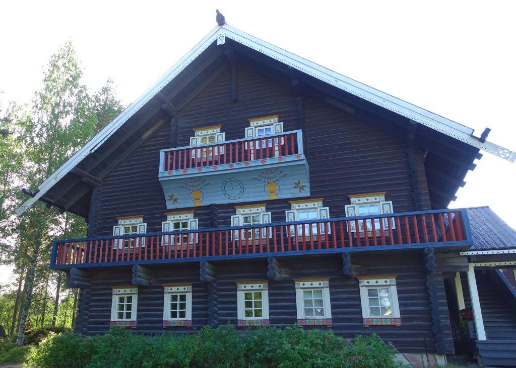 Bomba-Haus Nurmes