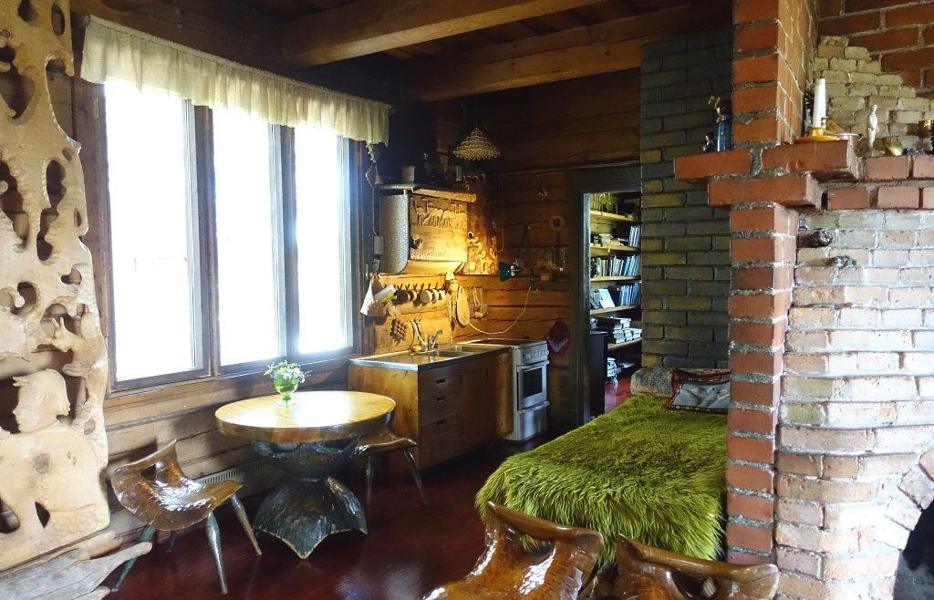 Wohnhaus Eva Ryynänen, Paateri