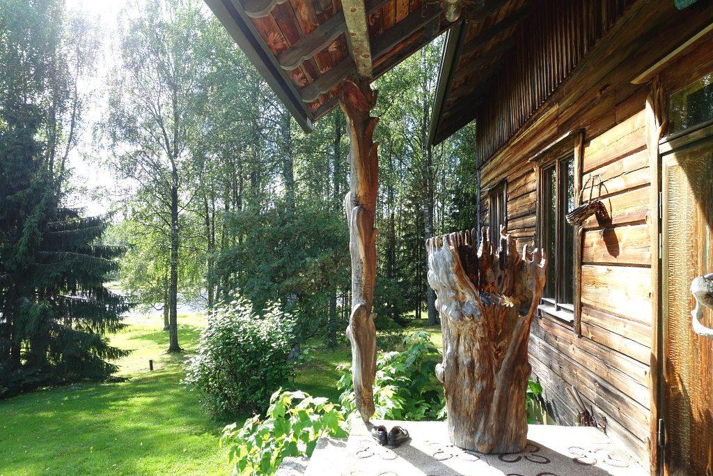 Eva Ryynänen talo