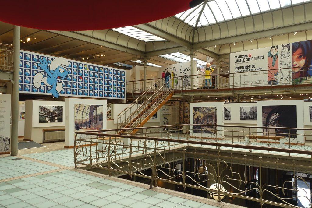 Belgisches Comic-Zentrum