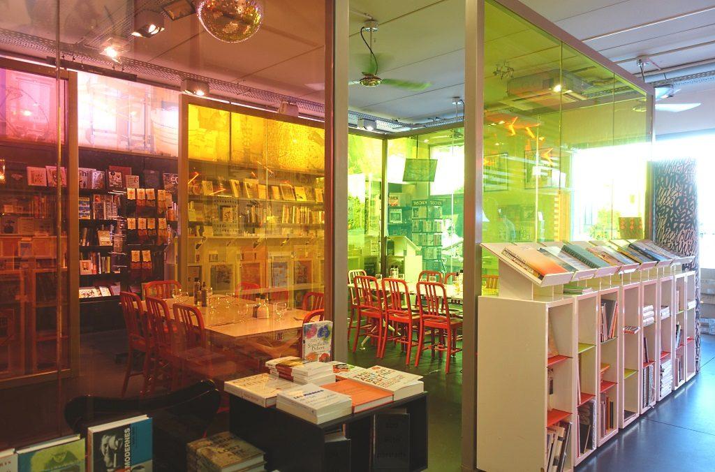 Cook & Book librairie Bruxelles