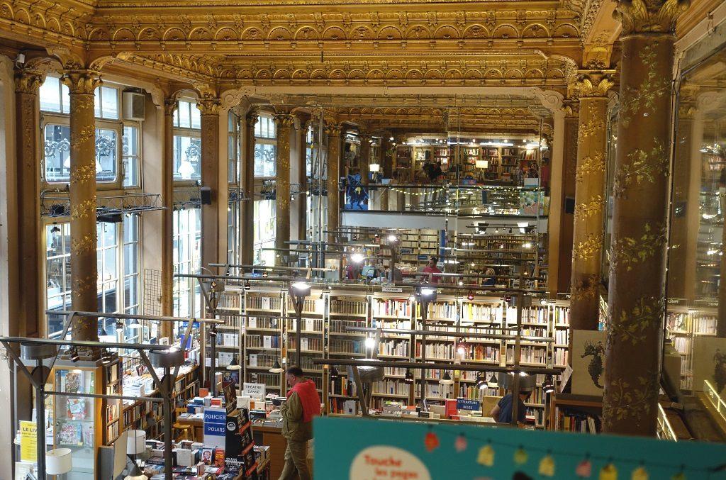 Büchertage in Brüssel: Tropismes