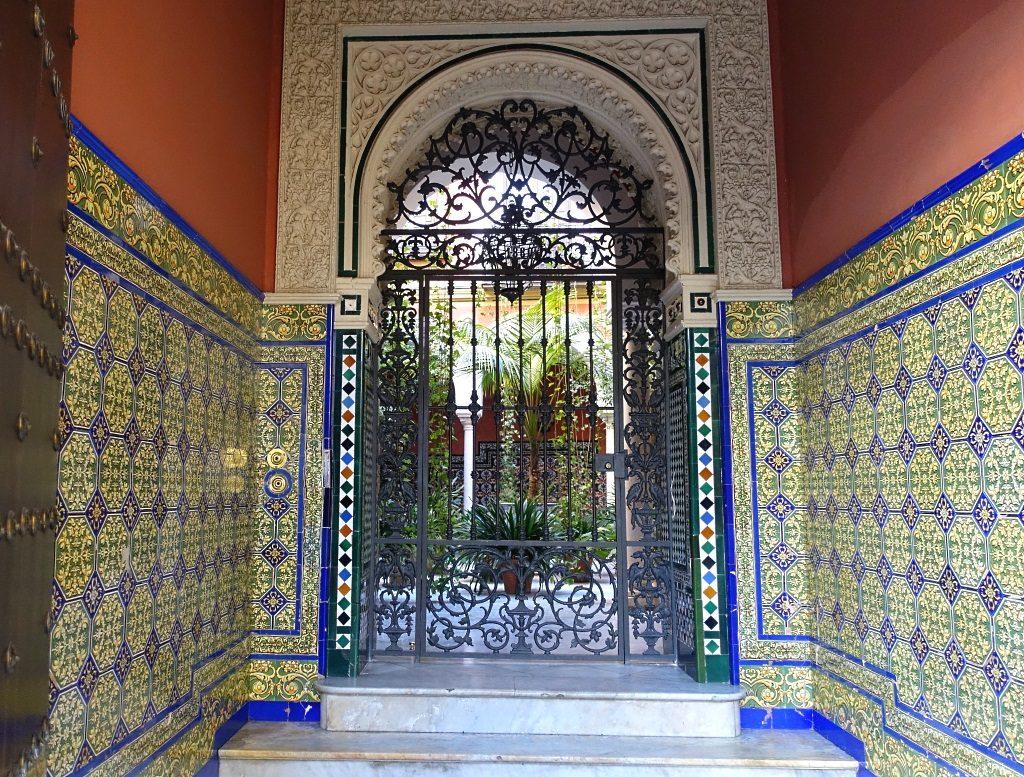 Sevilla: Azulejos