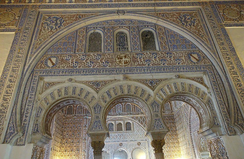 Real Alcázar de Sevilla: Mudéjar
