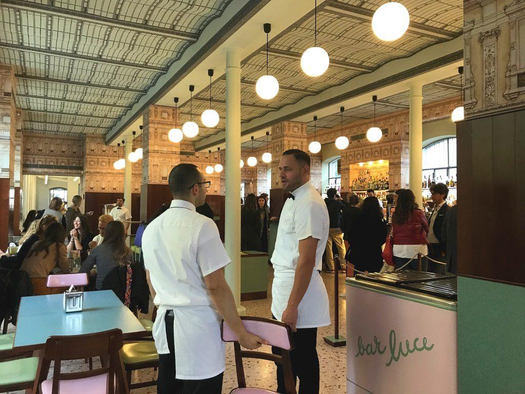 Bar Luce: Café-Tipp in Mailand