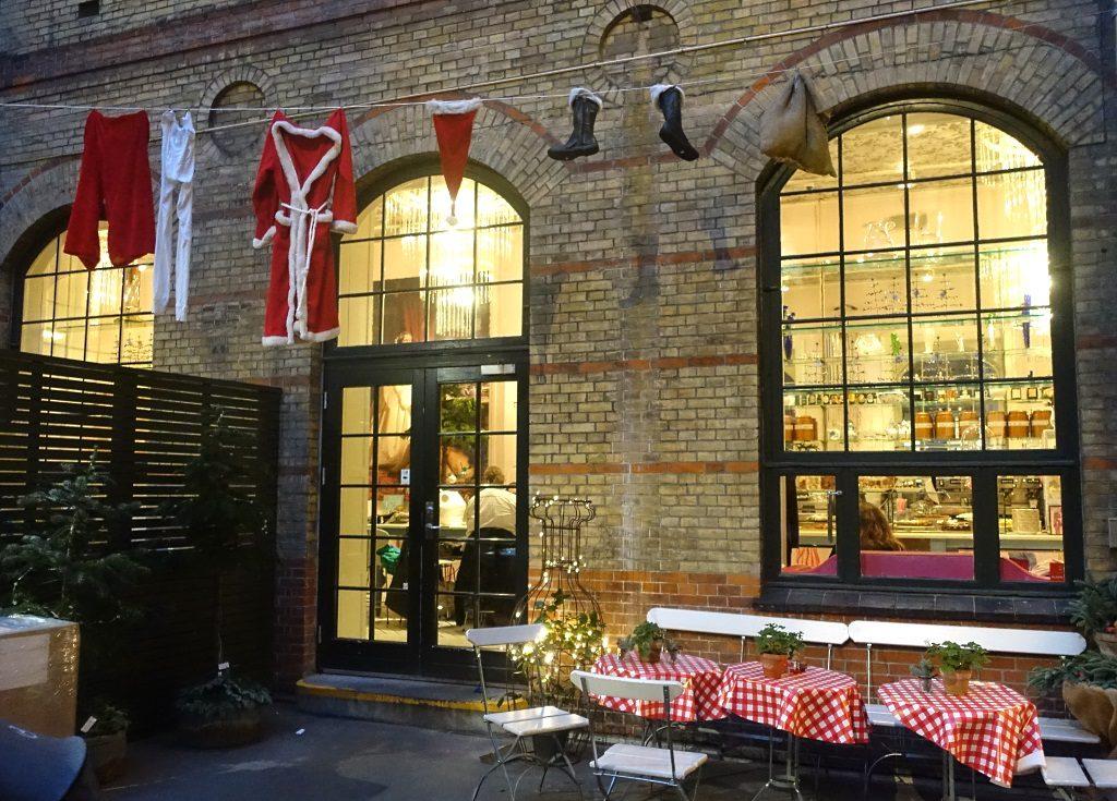 Kopenhagen zur Weihnachtszeit: Royal Smushi Cafe