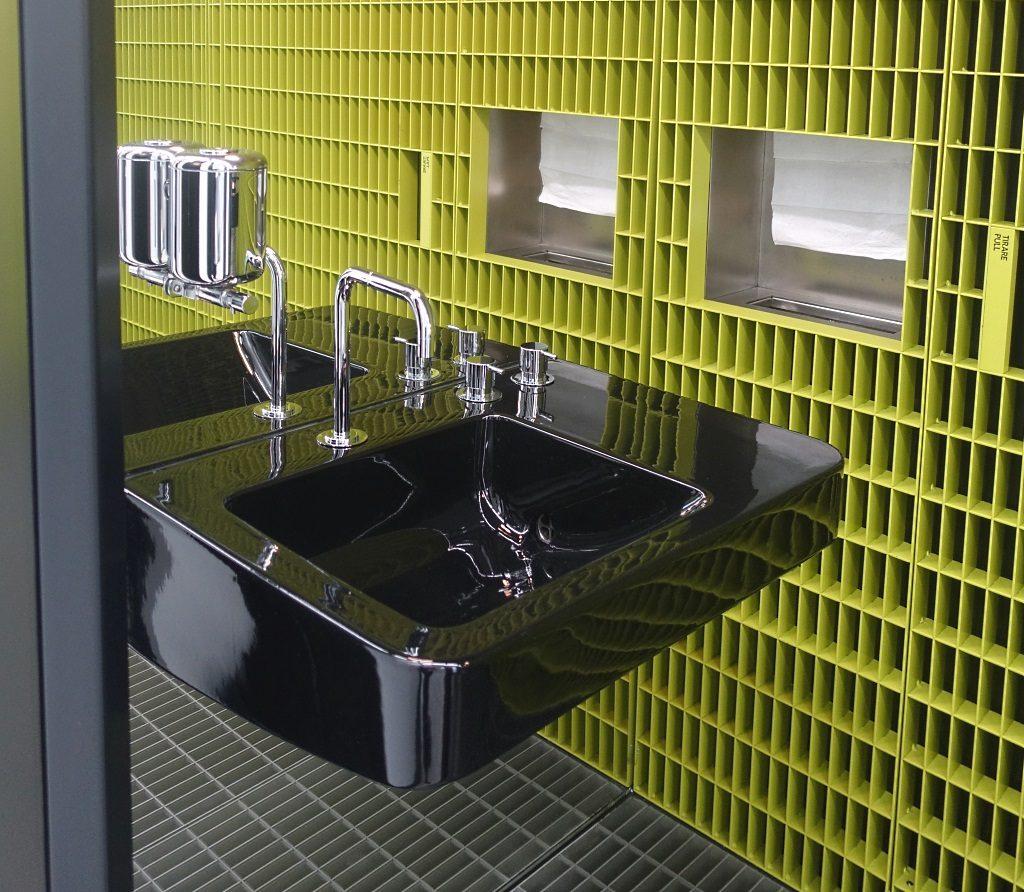 Fondazione Prada, Bathroom