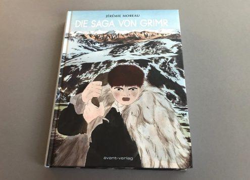 Die Saga von Grimr