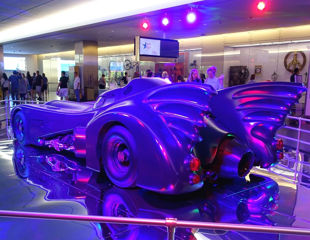 Batmobile, National Museum of American History
