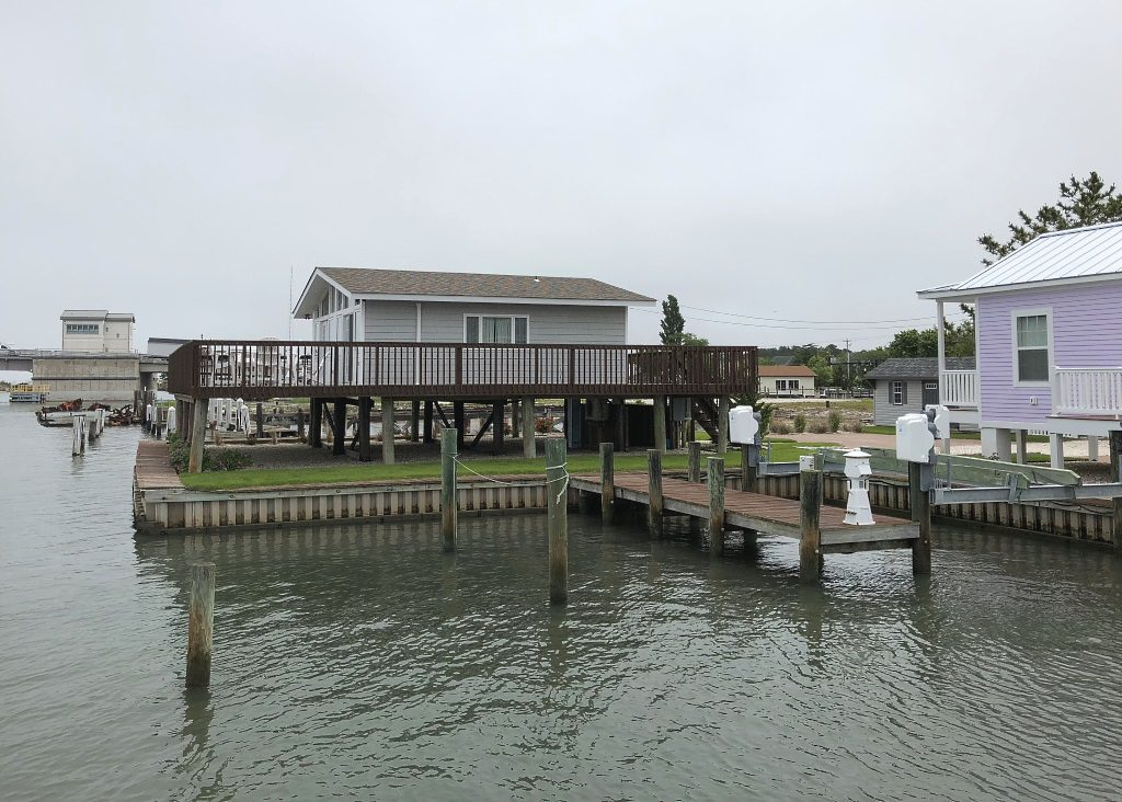 Chincoteague, Key West Cottages