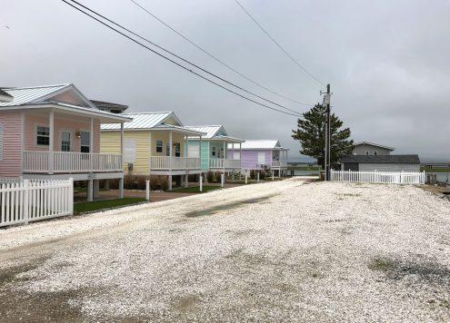 Chincoteague: Key West Cottages