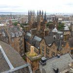 Familientrip Schottland: Licht und Schatten in Edinburgh
