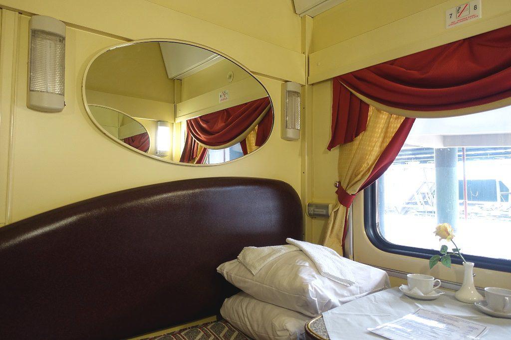 Reisen mit Teenagern: Zugfahrt durch Russland