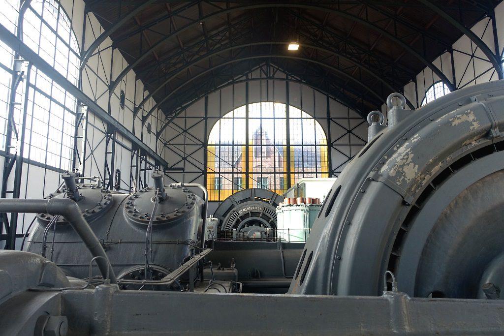 Maschinenhalle Zeche Zollern