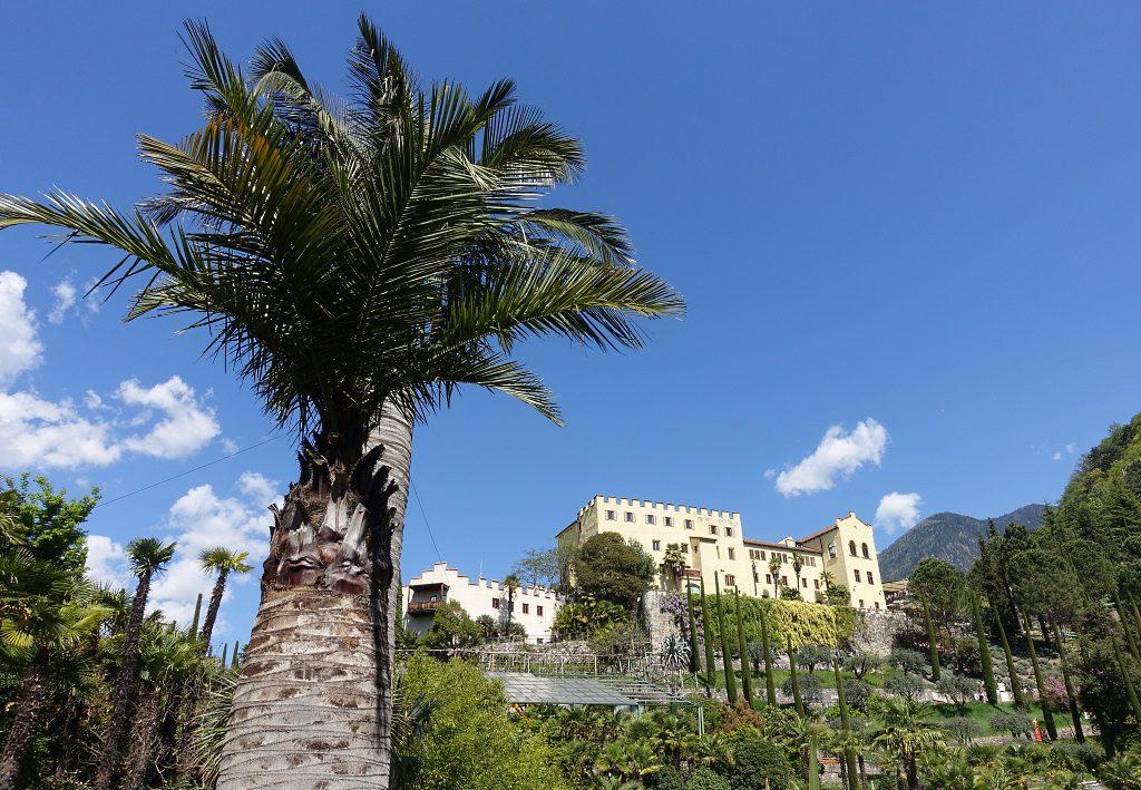 Meran: Schloss Trauttmansdorff