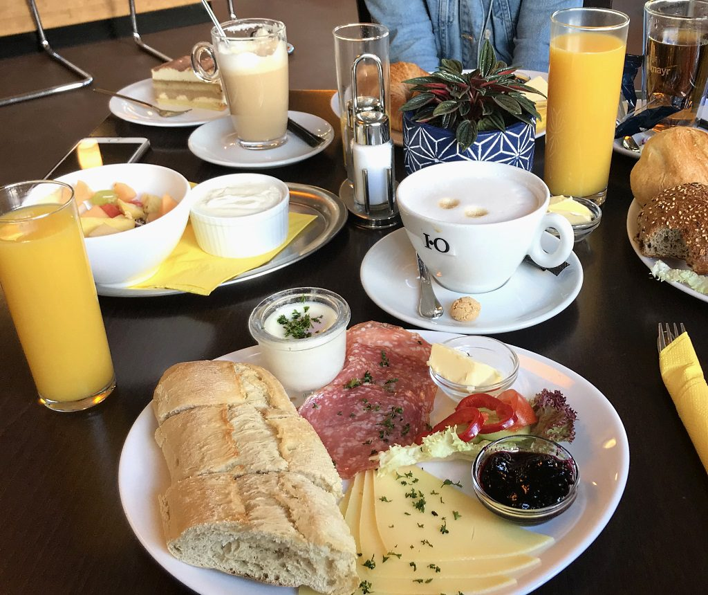 Café-Bistro im Bauhaus Dessau