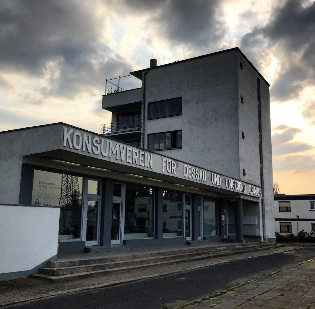 Konsumgebäude Dessau