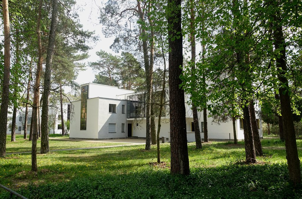 Dessau-Roßlau: Meisterhäuser