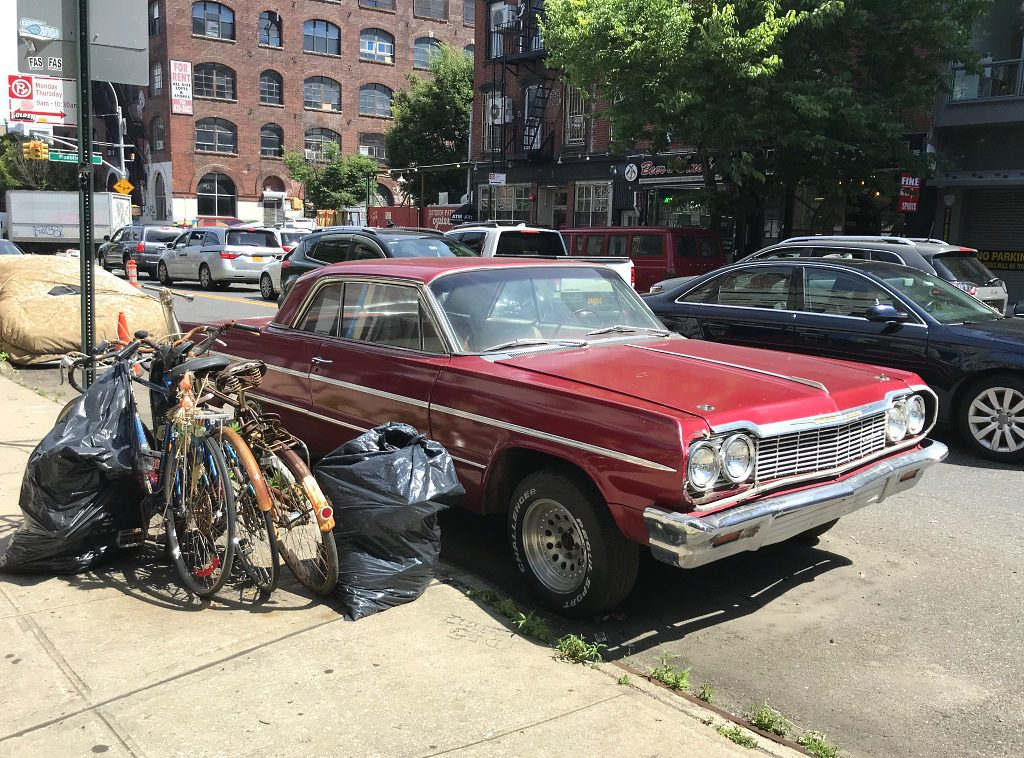 Street scene Brooklyn