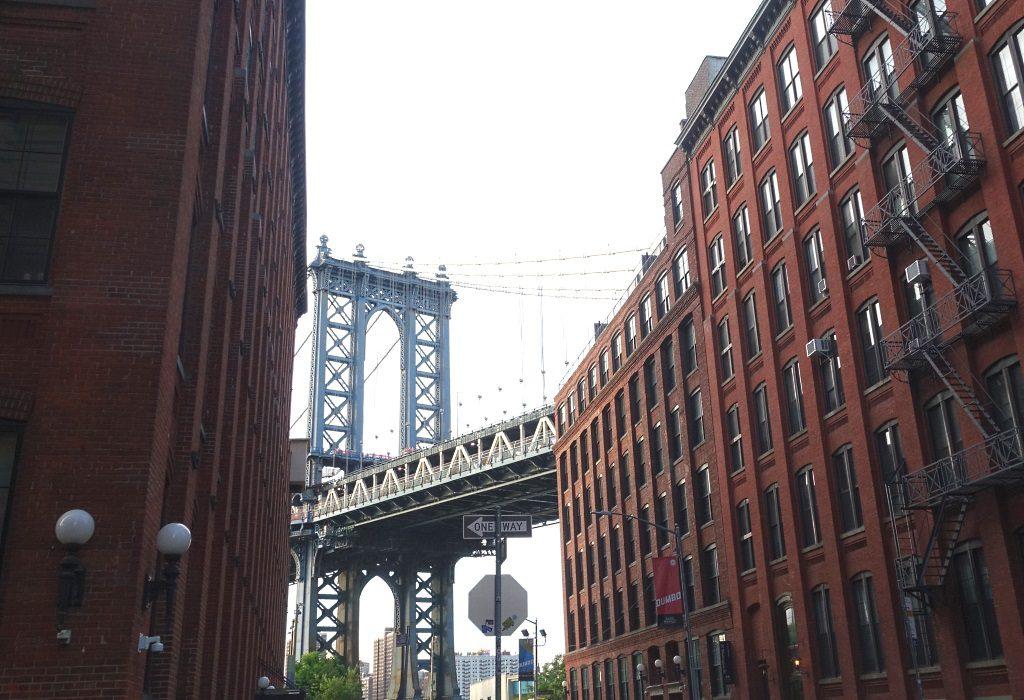 Brooklyn Sehenswürdigkeiten: Manhattan Bridge