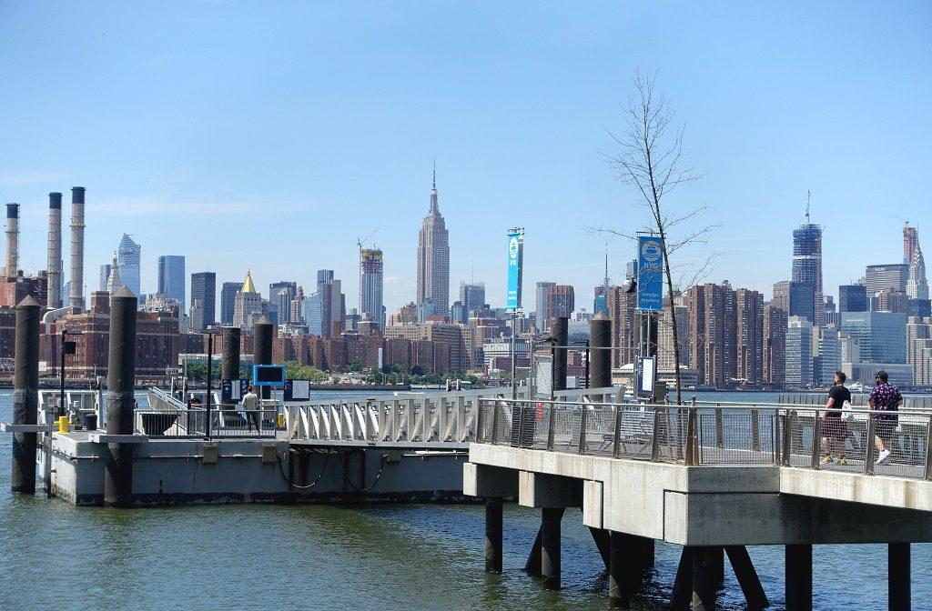 Brooklyn Sehenswürdigkeiten: Blick über den East River