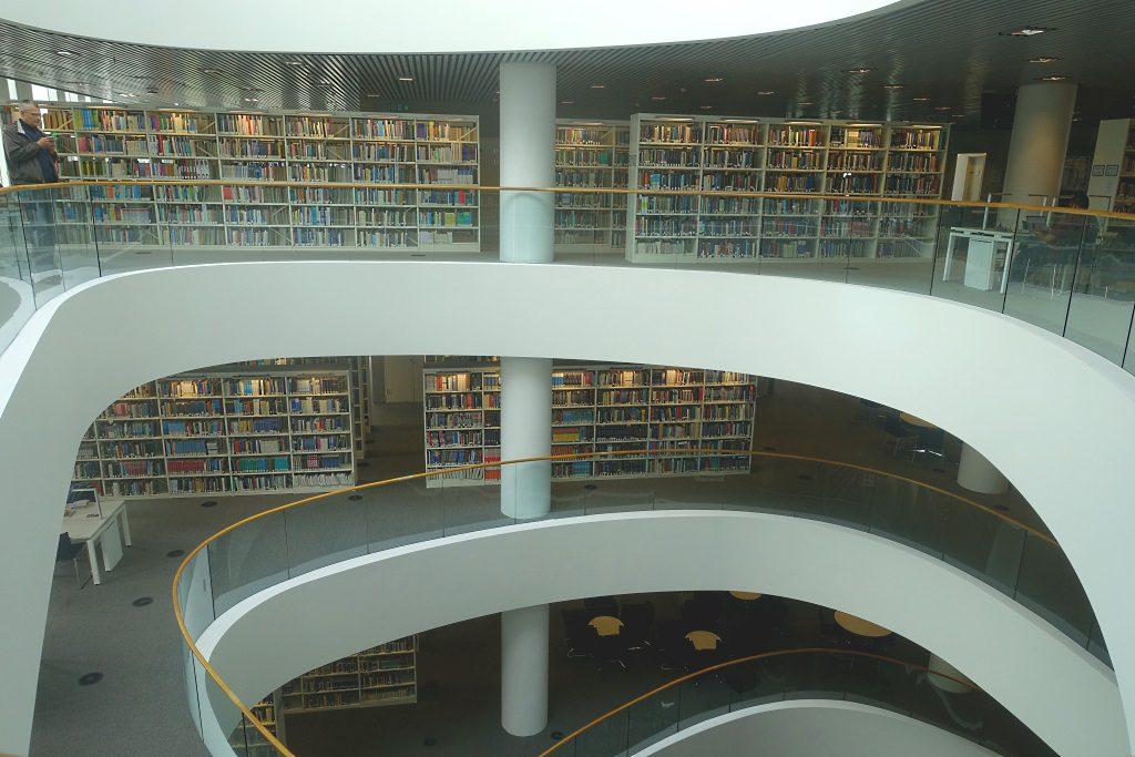 Duncan Rice Library Aberdeen