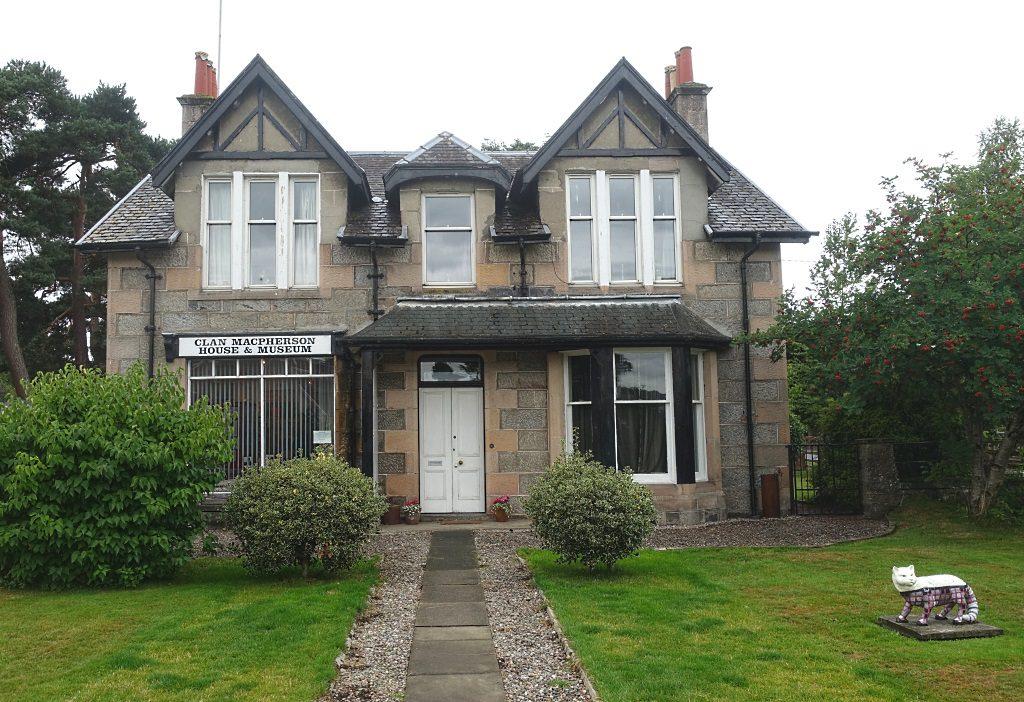 Clan Macpherson Museum, Newtonmore