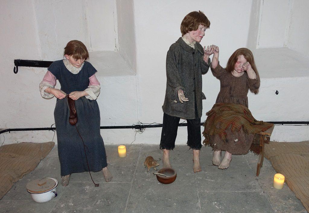 Museumstipp für Familien: Inveraray Jail, Schottland