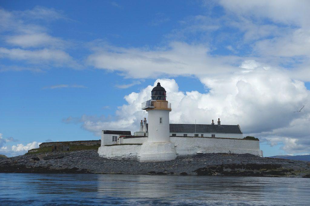 Leuchtturm in Schottland