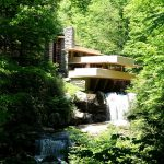 Fallingwater von Frank Lloyd Wright oder: Architektur kann glücklich machen