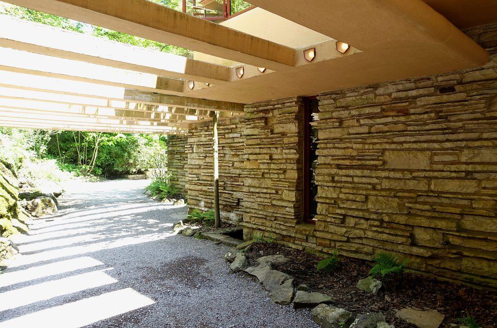 Fallingwater: Architekturtrip