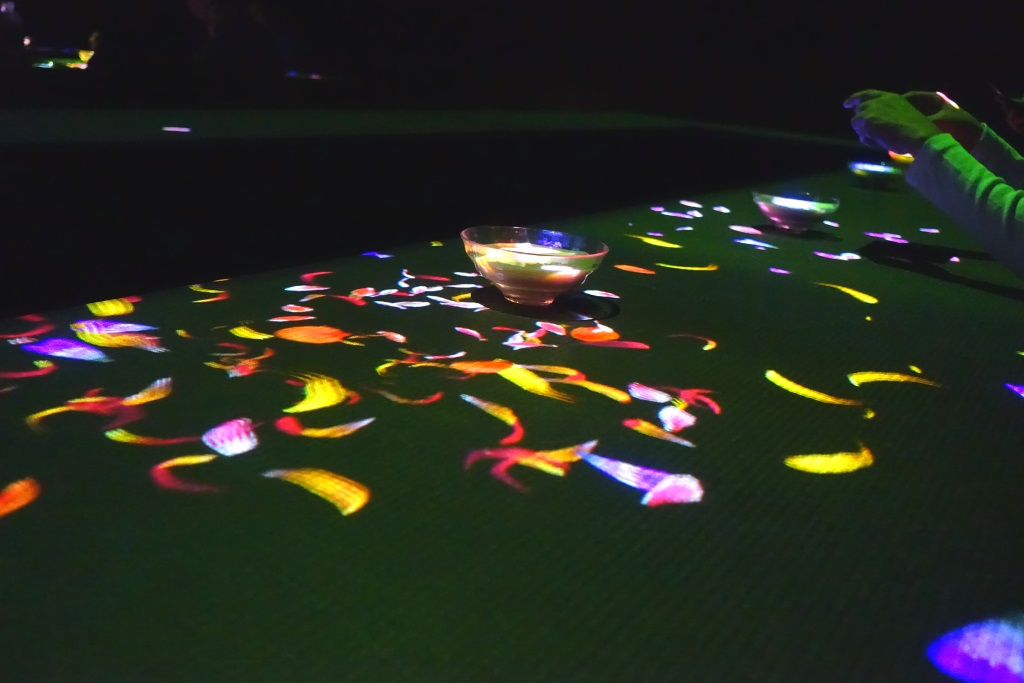Tee in Japan: im Teehaus des Teamlab Borderless