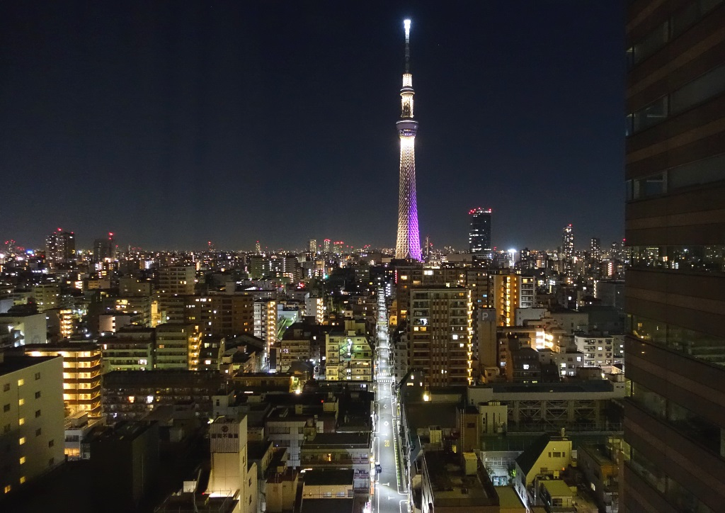 Reisetipp Tokio: Tobu Hotel Levant